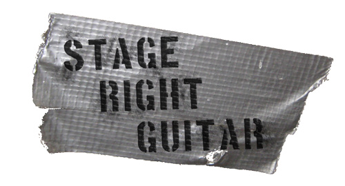 stage right guitar Logo